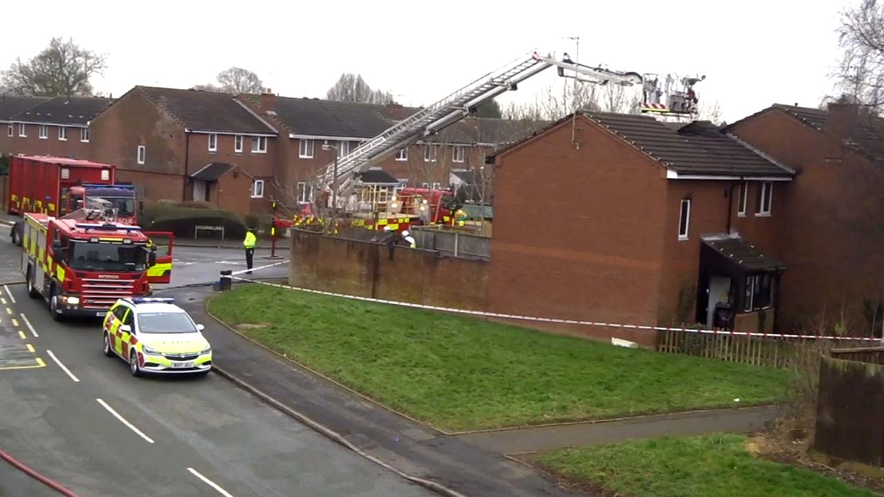 House fire in Stafford kills four children while two adults and one child survived.