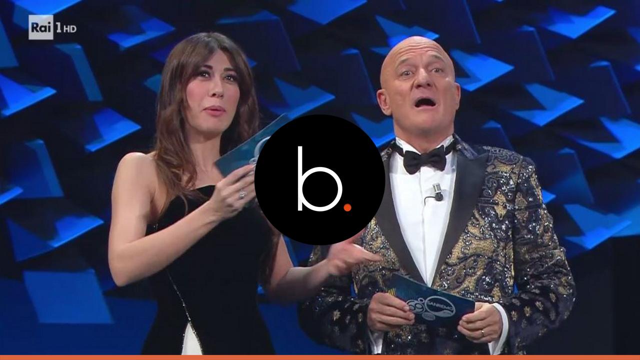 Ascolti tv prima serata Festival di Sanremo in calo: pubblico deluso