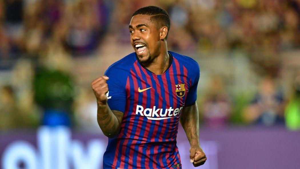 FC Barcelone : Malcolm se révèle