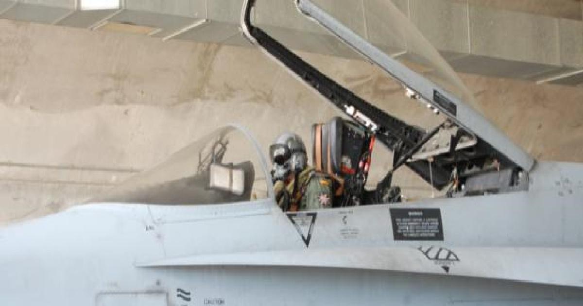 Falta de pilotos en el Ejército del Aire