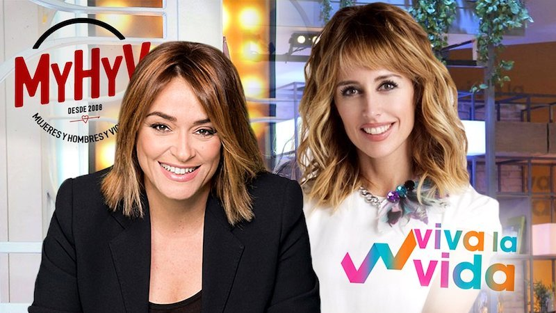 Toñi Moreno y Emma García registran mínimos de audiencia en sus programas