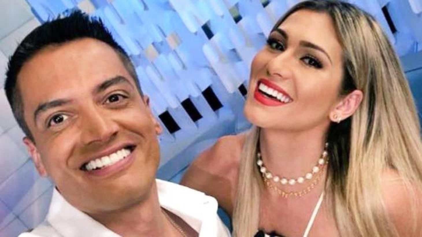 Leo Dias se despede do Rio de Janeiro e vai morar na casa de Lívia Andrade em SP
