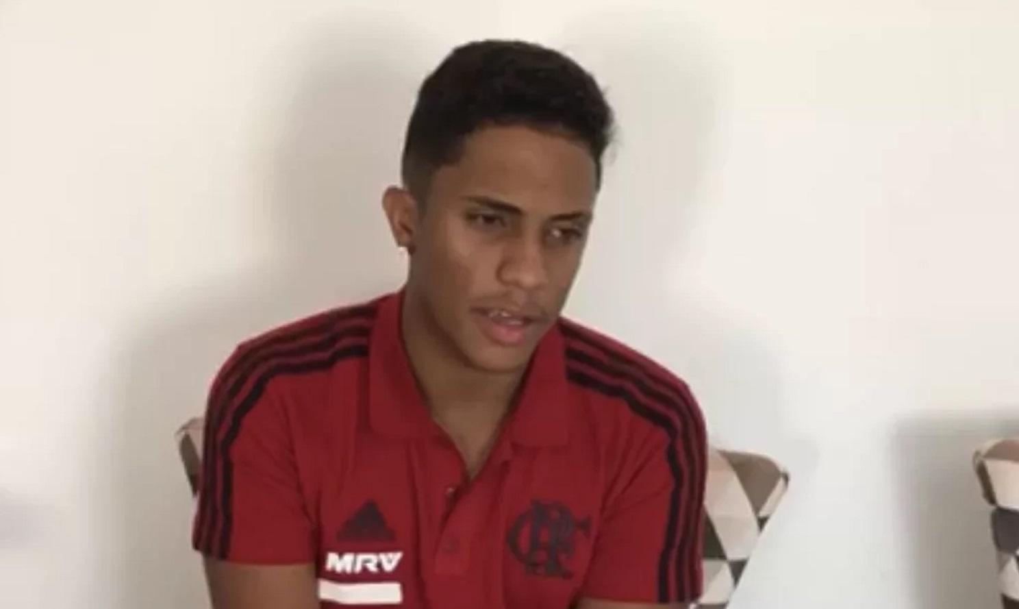 Menino que sobreviveu relata as cenas de horror no CT do Flamengo e faz promessa