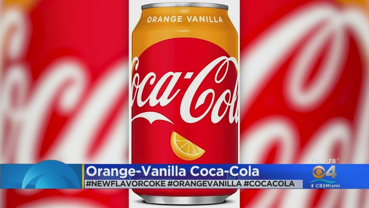 Today Morning hosts not so kind about Coke's newest flavor