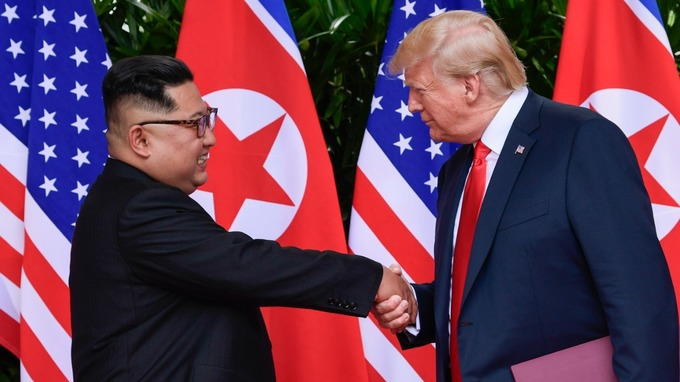 Trump Says Second Kim Jong Un Meeting Will Be Held in Hanoi