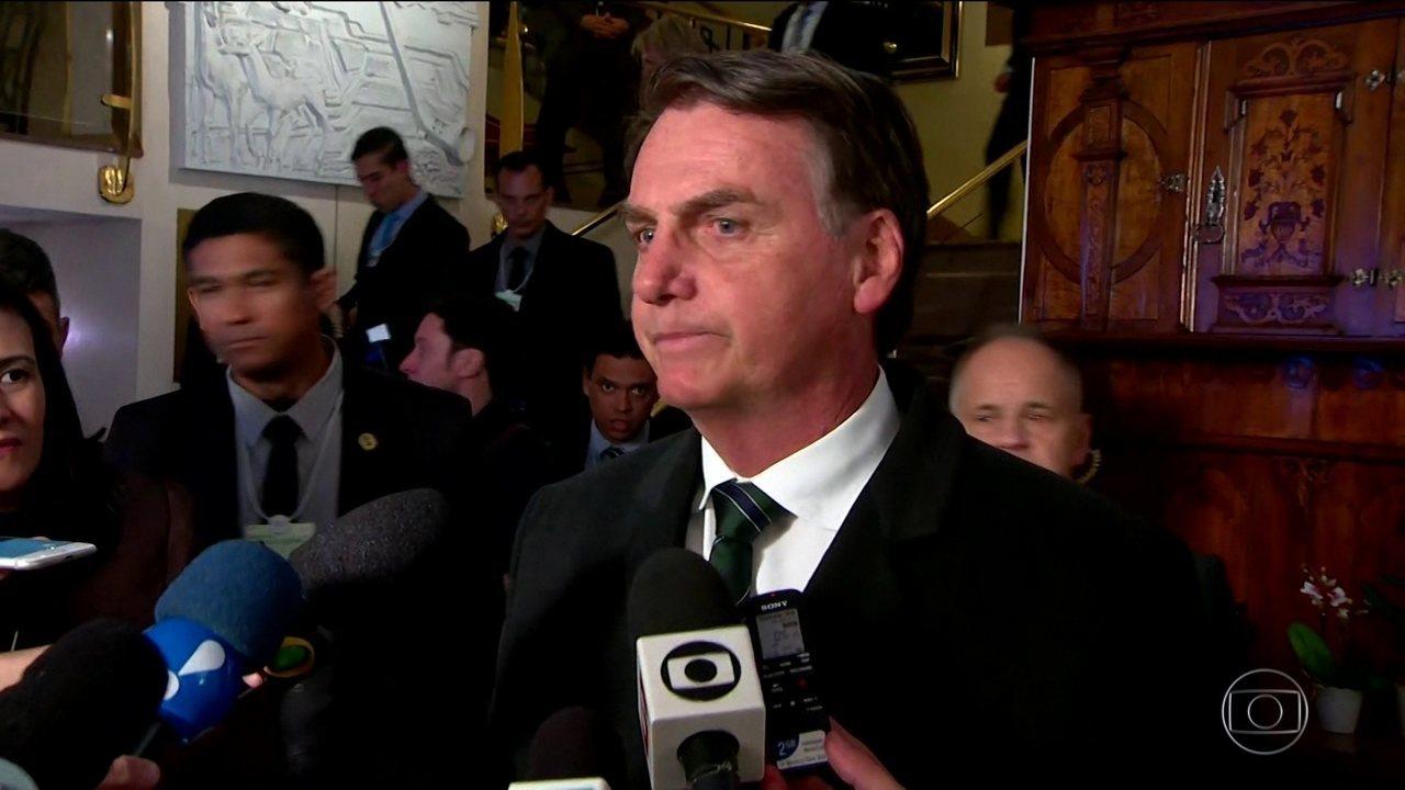 Bolsonaro quer saber quem está por trás pelo atentado sofrido por ele em 2018