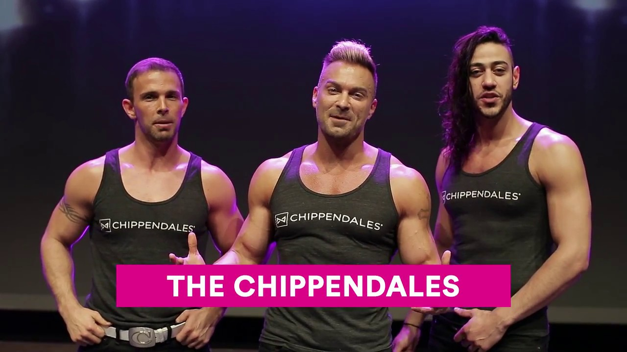 Mozart of the Chippendales shares advice for aspiring entertainers