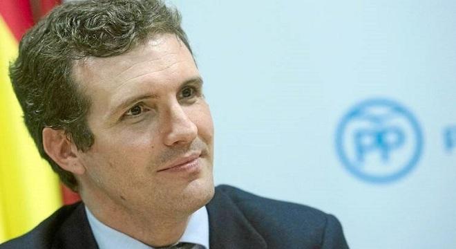 Pablo Casado apuesta por las elecciones en mayo