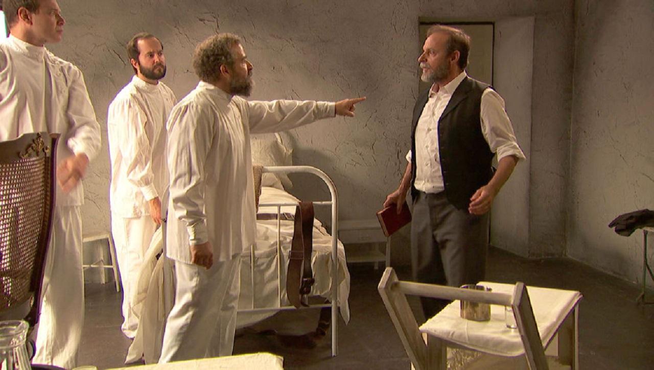 Il Segreto puntate su Canale 5 dal 17 al 22 febbraio: Raimundo trova Francisca