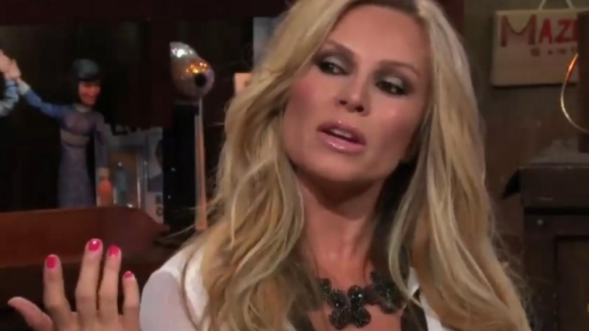 RHOC: Tamra Judge reacts to Vicky Gunvalson's demotion