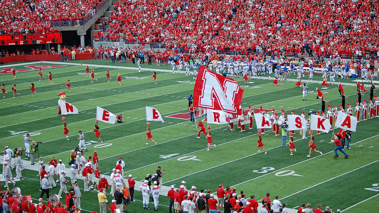 Two Nebraska football players cited for theft by deception