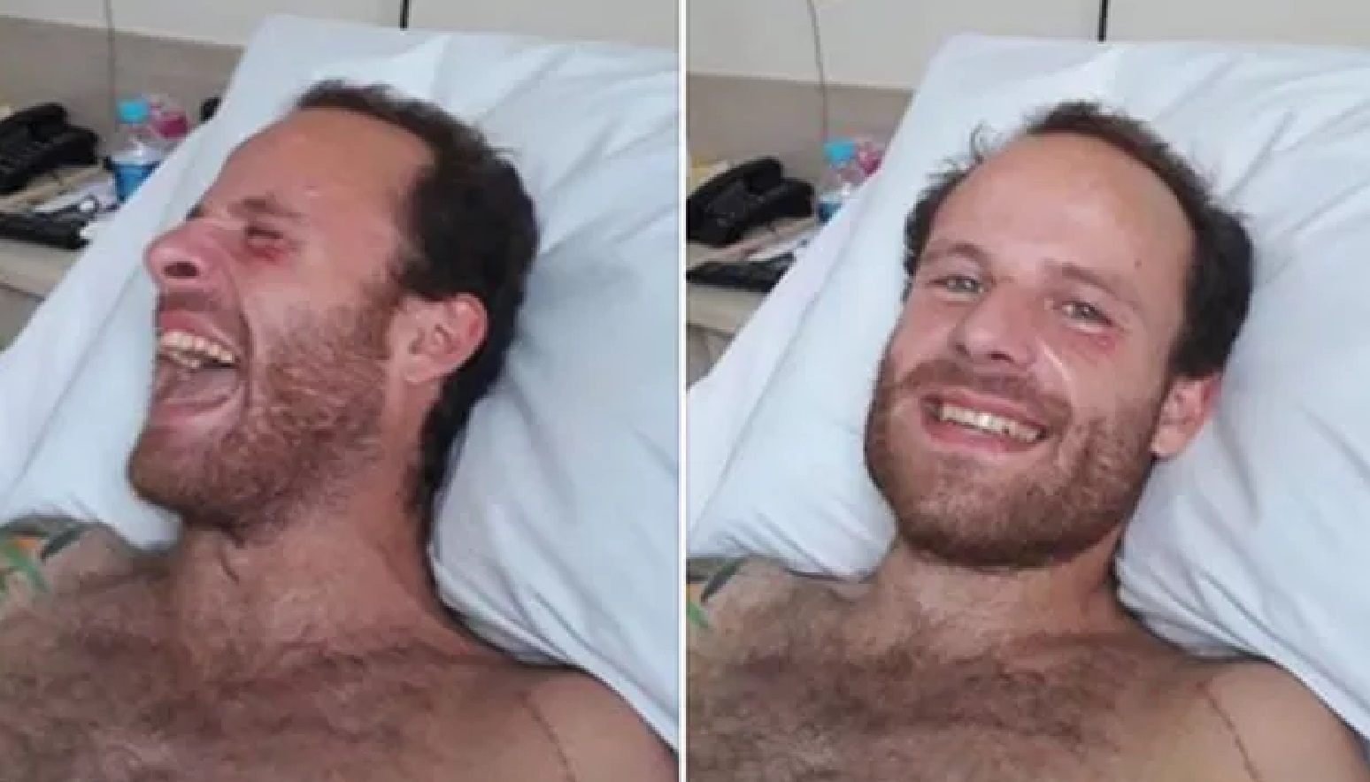 Vitor Morosini, de Belíssima, fala que luta contra o vício e como se jogou do quinto andar