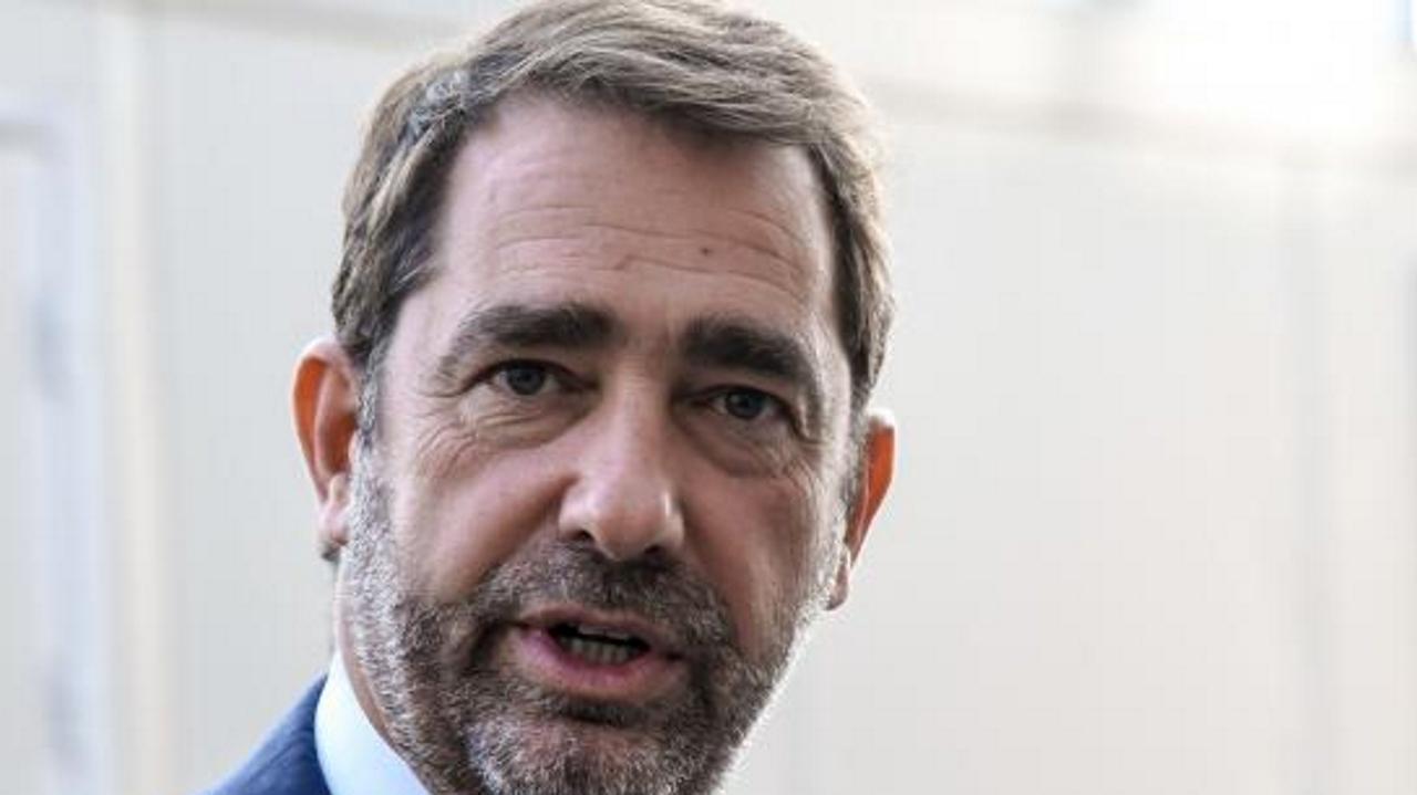 Castaner dénonce le 'délire' de Christophe Chalençon qui appelle au coup d'Etat