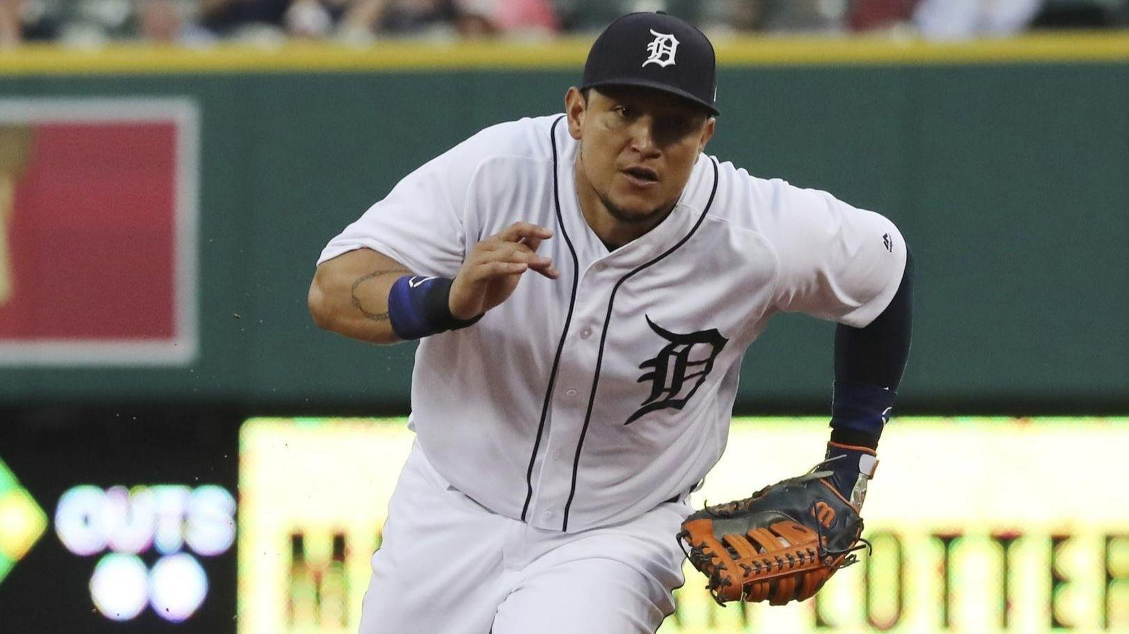 Detroit Tigers' need to keep Miguel Cabrera as a full-time DH