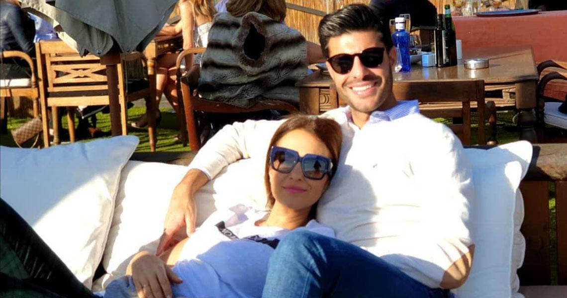 Paula Echevarría y Miguel Torres pasan un romántico fin de semana en Marbella