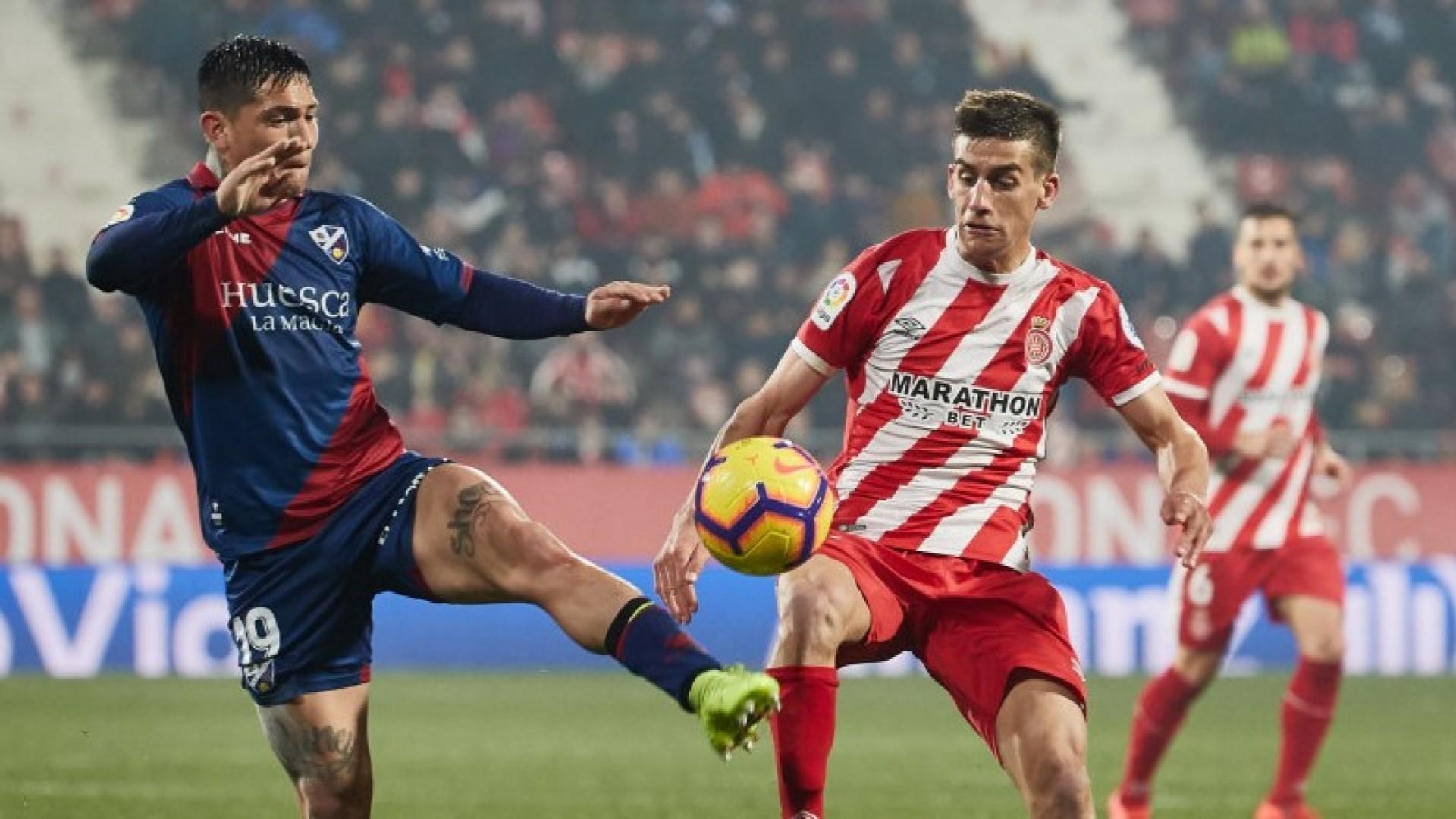 Liga : Gérone s'impose 2-1 au Real Madrid