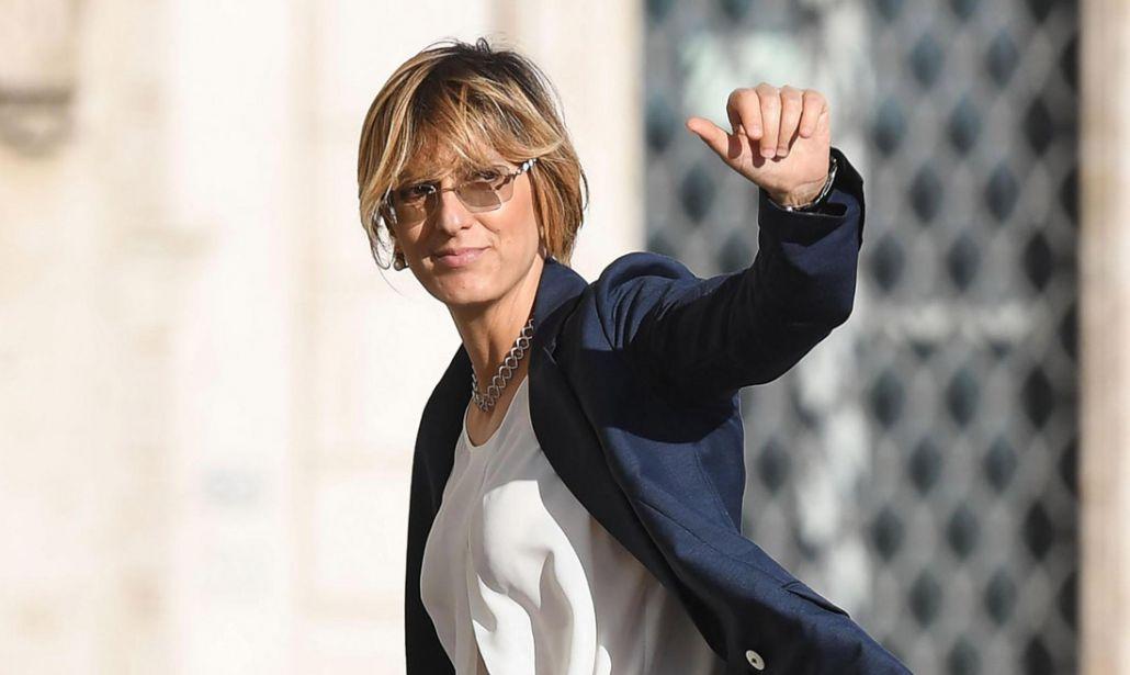 Giulia Bongiorno alle prese con la riforma della Pubblica Amministrazione