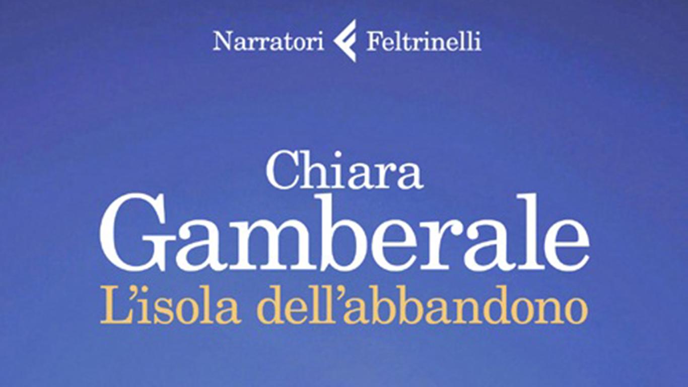 Chiara Gamberale presenta il suo nuovo libro 'L'isola dell'abbandono'