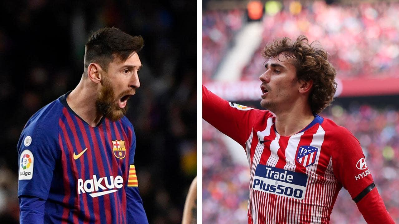 Liga : l'Atlético Madrid est le véritable rival du FC Barcelone en championnat