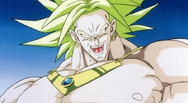 Dragon Ball Super/ El viejo Broly no era más que un chico peligroso