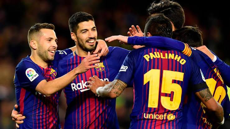 Barcelona enfrenta Lyon nesta terça-feira