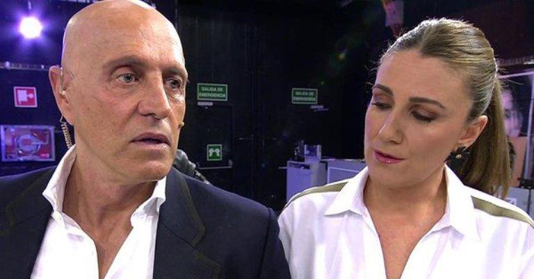 Carlota Corredera y Kiko Matamoros deciden no hacer las paces entre ellos