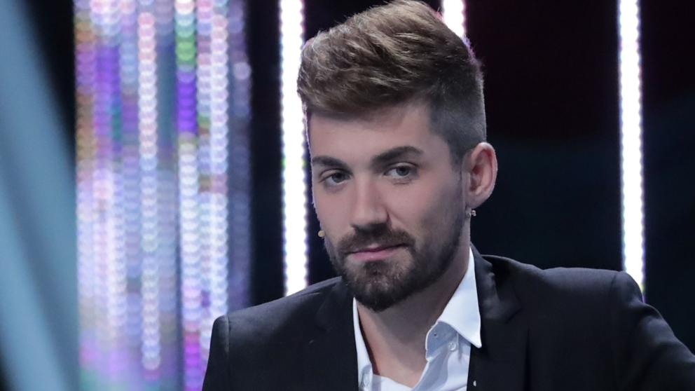 Alejandro Albalá se apoya con Ylenia Padilla en Gran hermano Dúo
