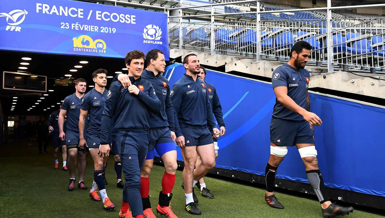 Rugby: 5 infos avant France – Écosse