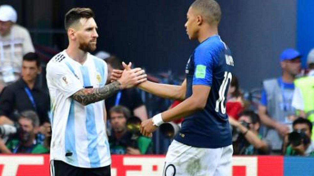 Football : Messi et Mbappé montent en puissance 50