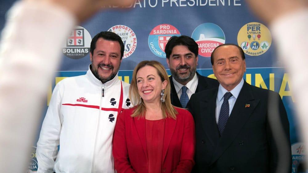Elezioni Sardegna e politica nazionale