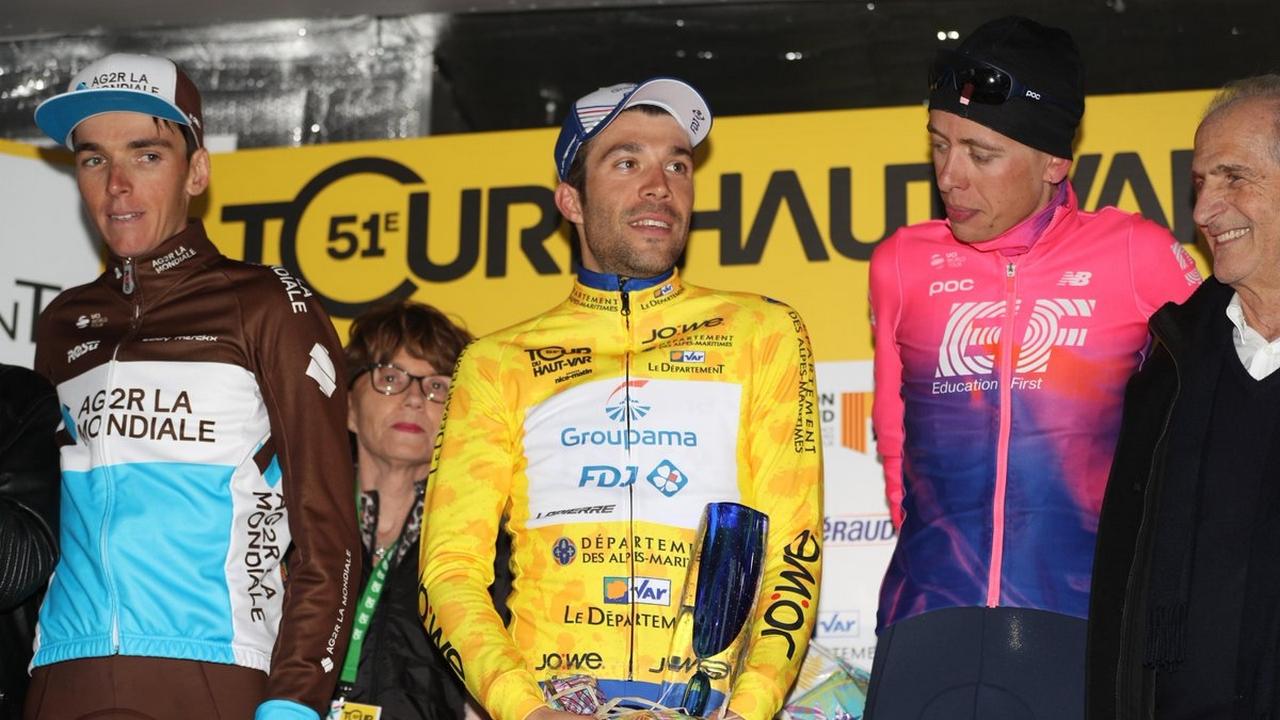Cyclisme: le top 5 du Tour du Haut-Var 2019