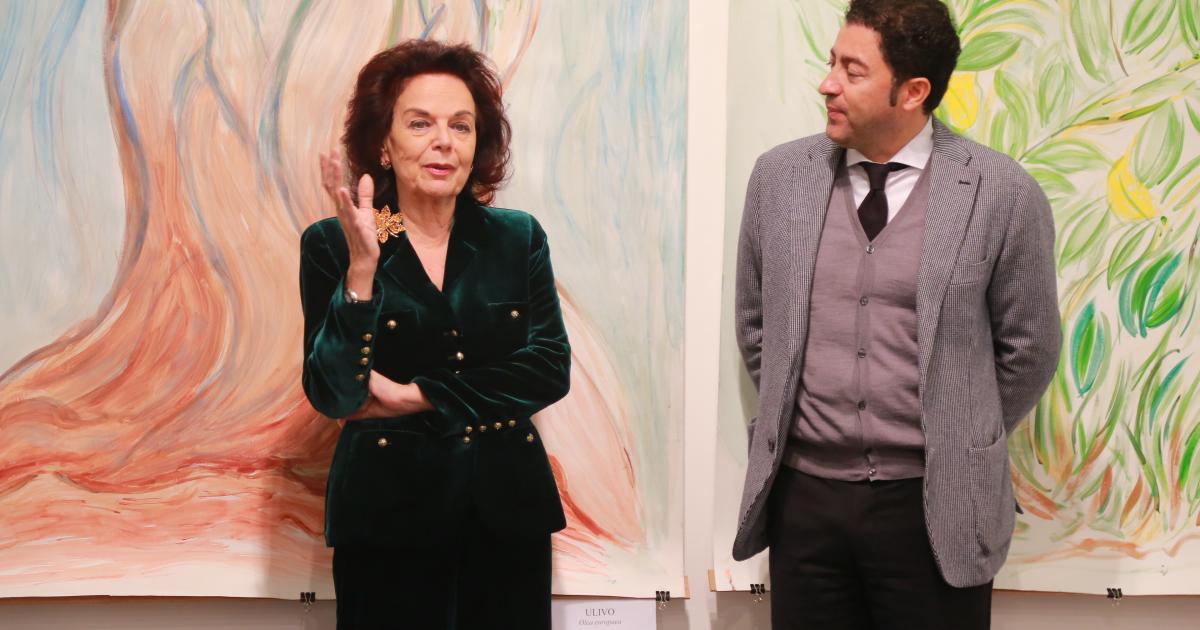"""Gabriella Ventavoli espone alla Milano Art Gallery con la sua """"personale"""""""