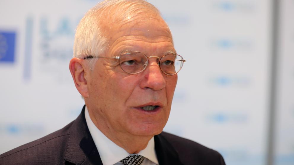 Josep Borrell es confirmado como el candidato del PSOE en elecciones europeas