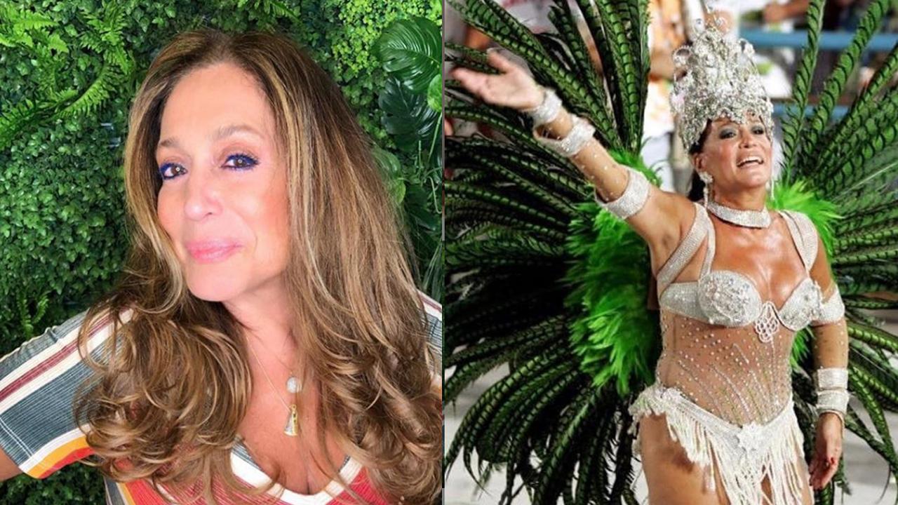 10 famosas que desfilaram no Carnaval após completarem 50 anos