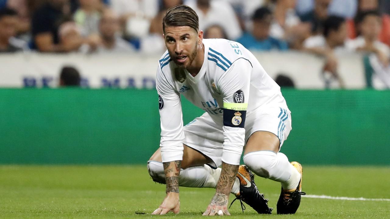 LDC : deux matches de suspension pour Sergio Ramos