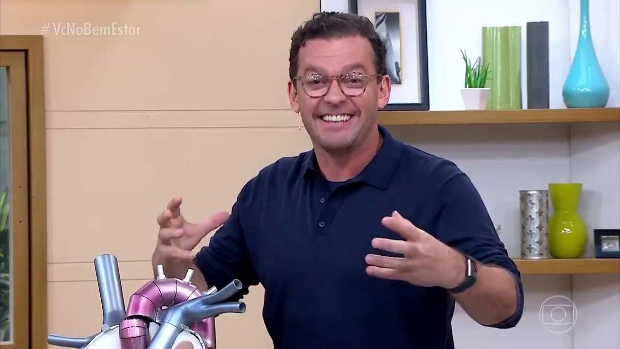 """Fernando Rocha brinca com """"censura"""" da Globo aos seus trimiliques"""
