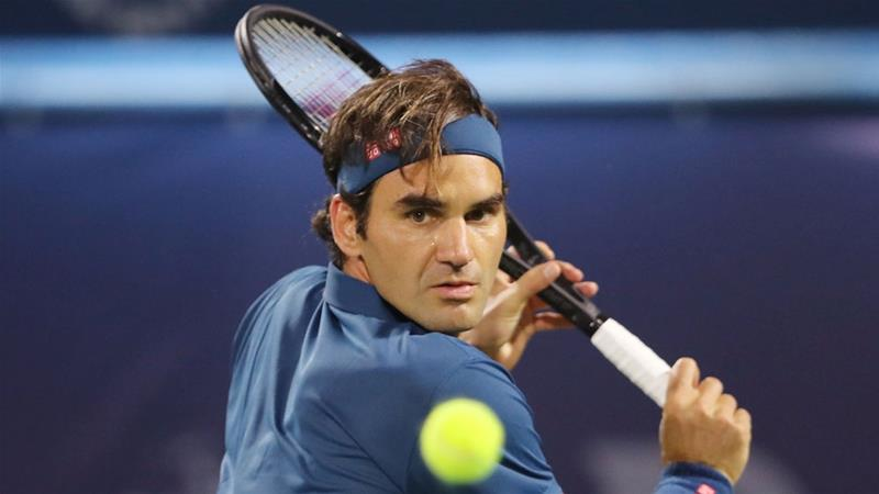 Roger Federer makes history, wins his100th title in Dubai