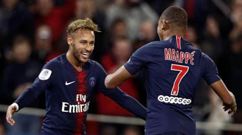 Les 5 déclarations à retenir de Neymar sur Mbappé