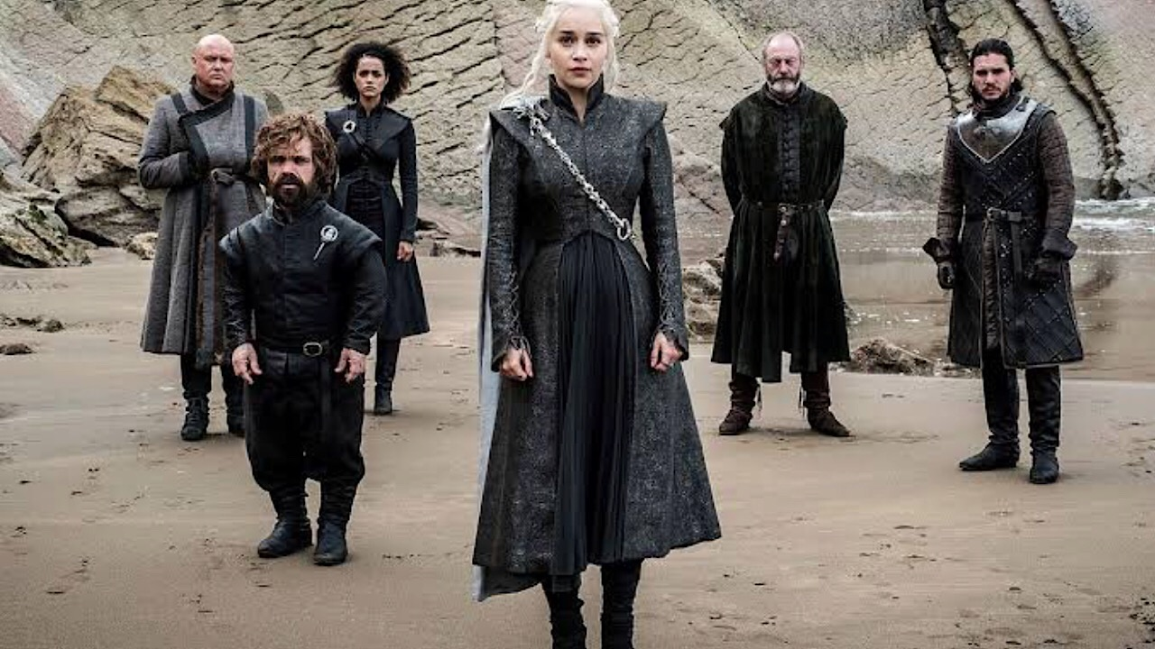 The intense 'Game of Thrones' Season 8 trailer is here