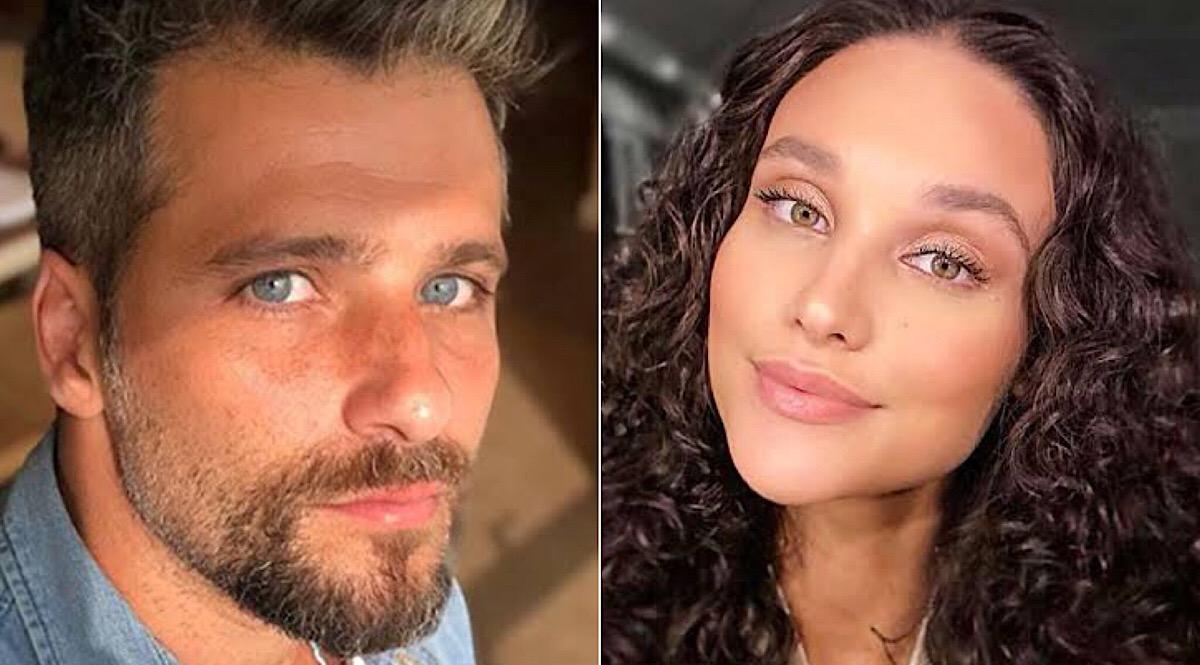 Bruno Gagliasso é detonado por internautas após comentar foto de Débora Nascimento