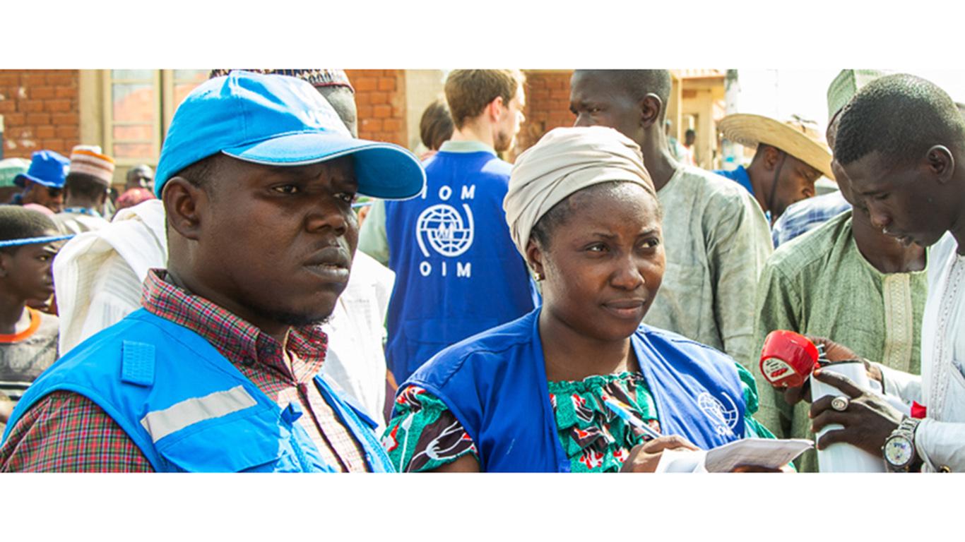 È stato aperto un campo profughi in Nigeria