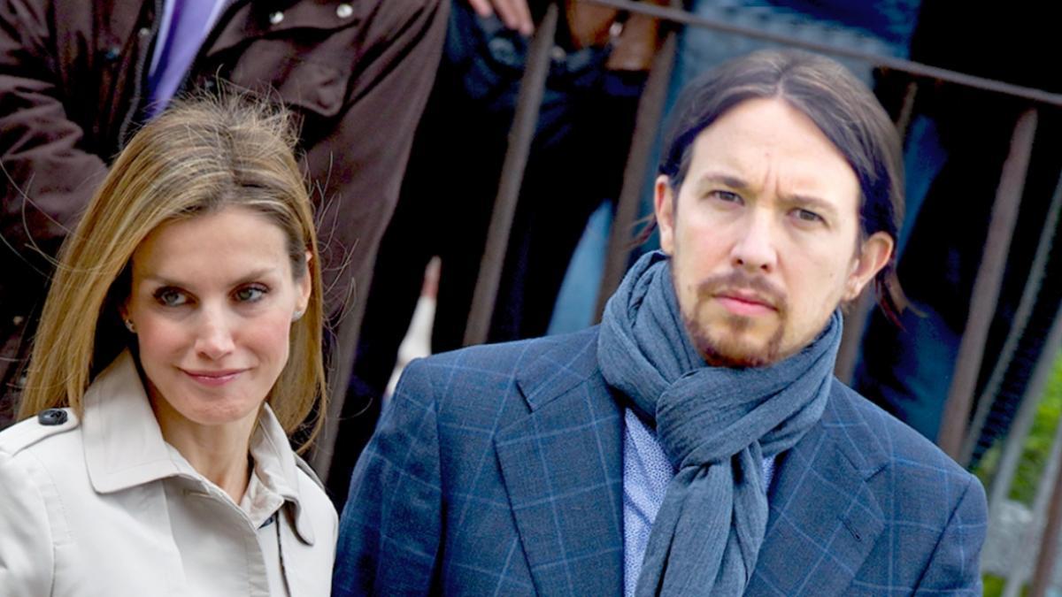 Podemos critica la reina consorte Letizia por secundar la huelga feminista del 8 de marzo