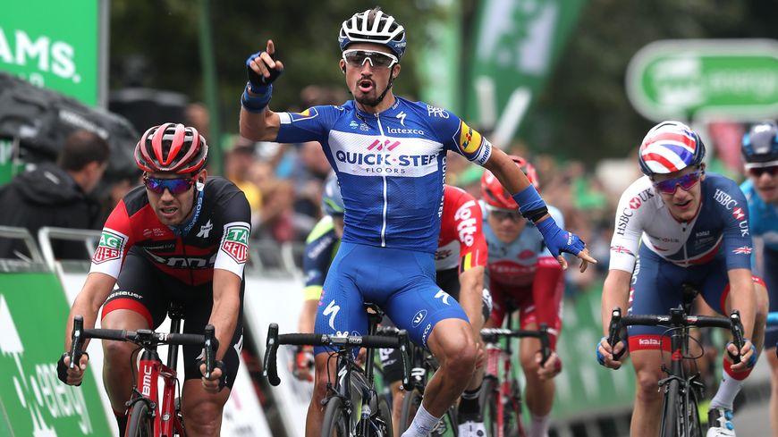 Cyclisme : Les 5 plus grandes victoires de Julian Alaphilippe