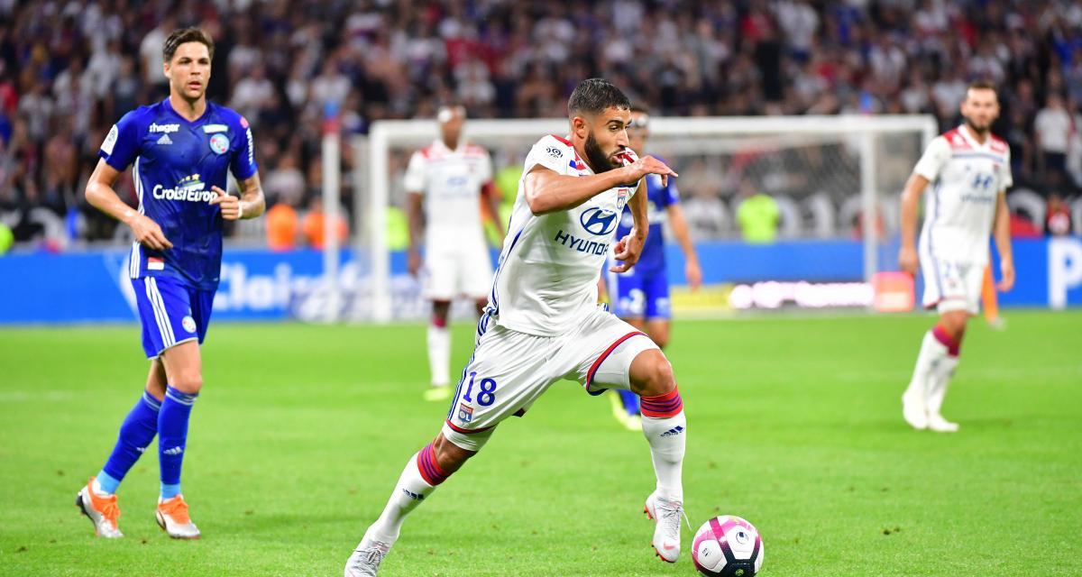 Les 5 stats d'avant-match entre Strasbourg et Lyon