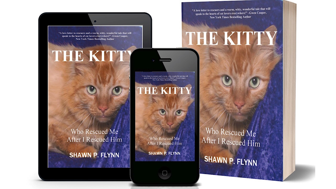Photos of 'The Kitty' from the book by Shawn Flynn