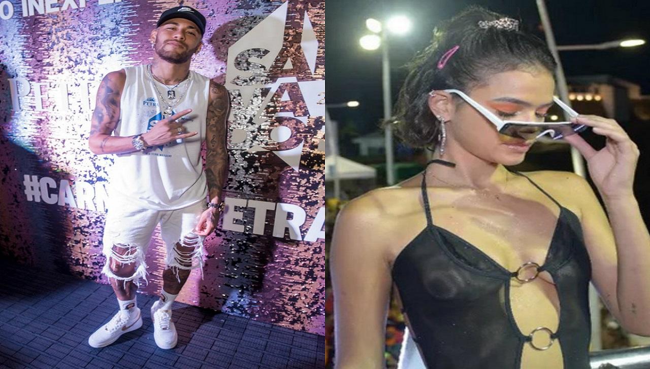 Após Neymar compartilhar música romântica internaus dizem que é indireta para ex
