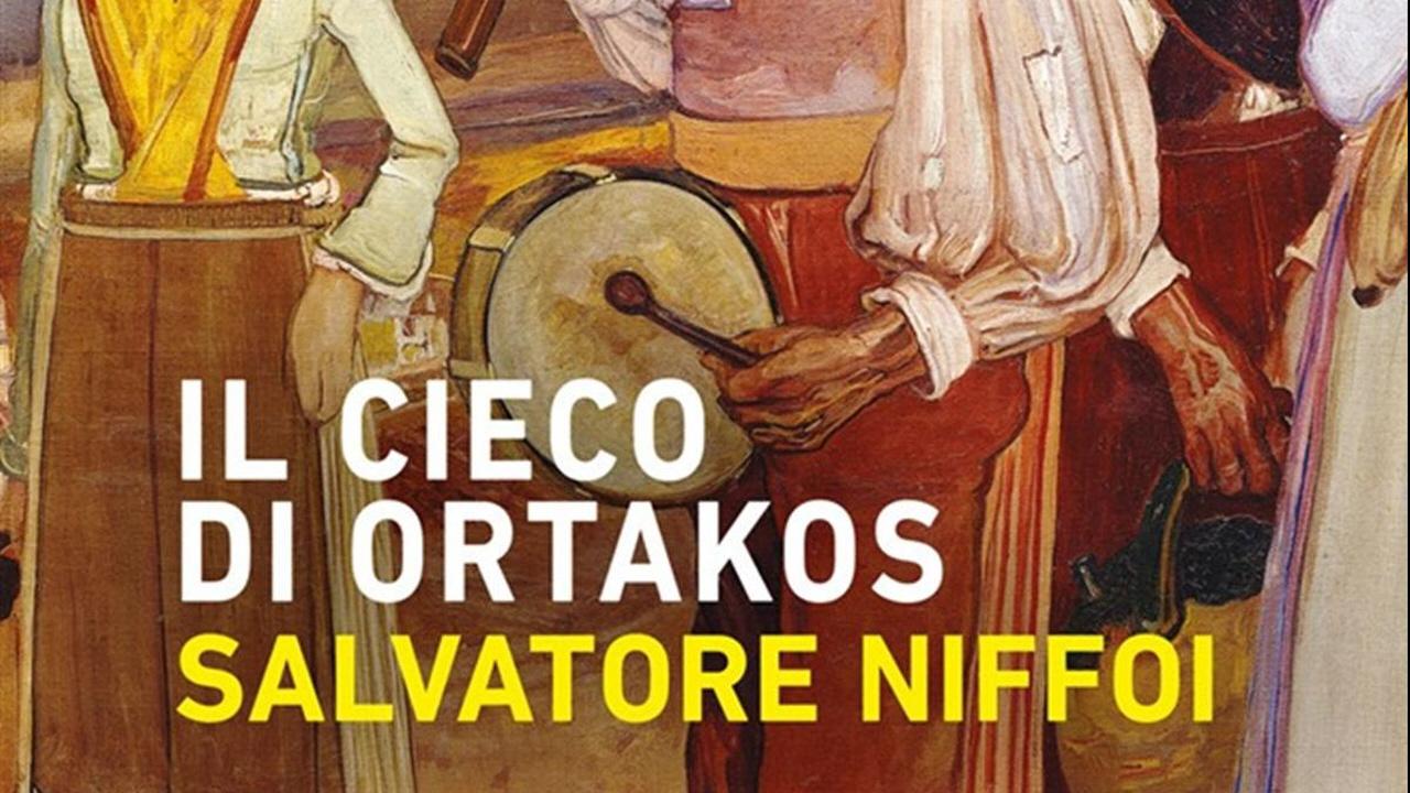 'Il cieco di Ortakos' il nuovo libro di Salvatore Niffoi