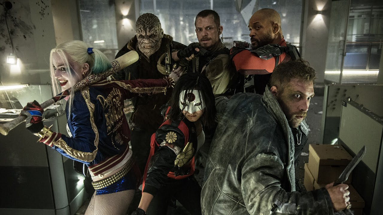 """Suicide Squad"" reboot introduces a new cast of characters"