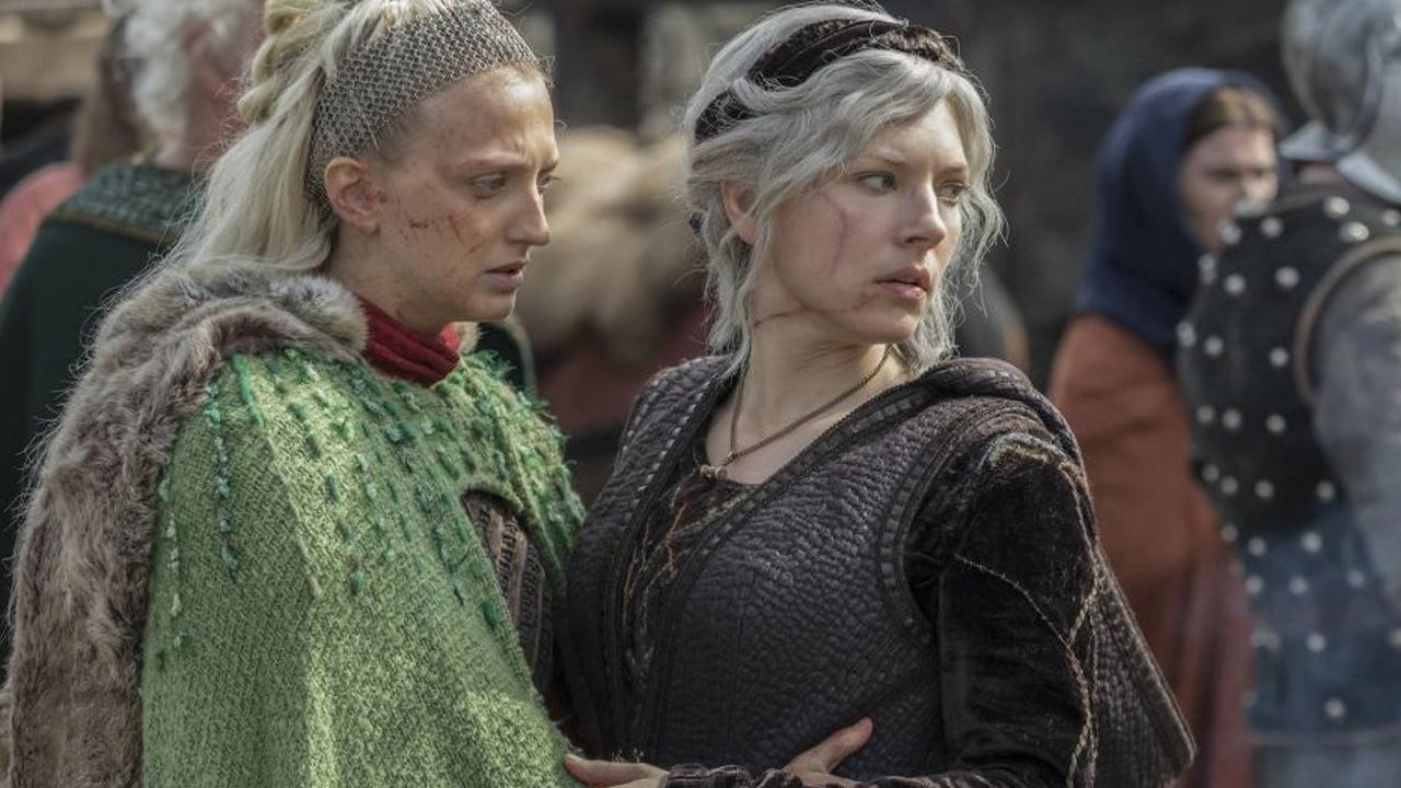 Atriz insinua em suas redes sociais que será rainha na 6ª temporada de Vikings
