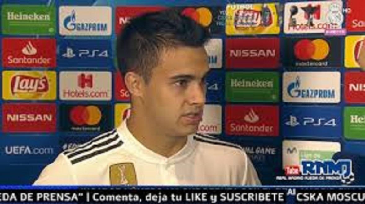 La bonne surprise Sergio Reguilon au Real Madrid